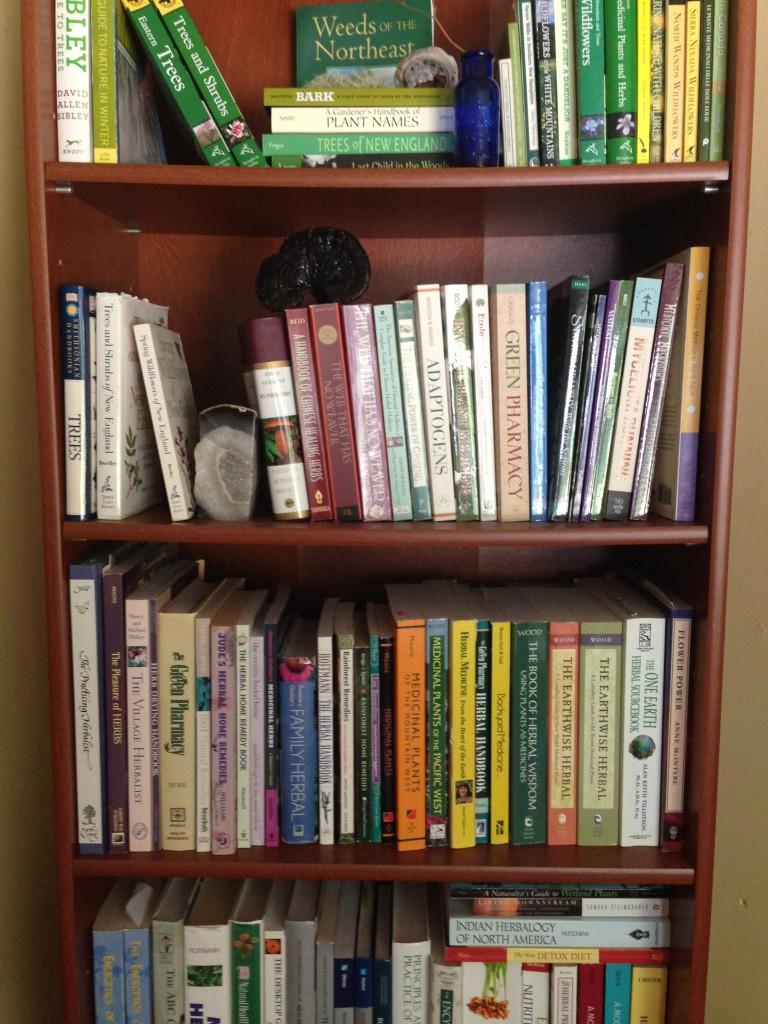 HerbalBookshelf